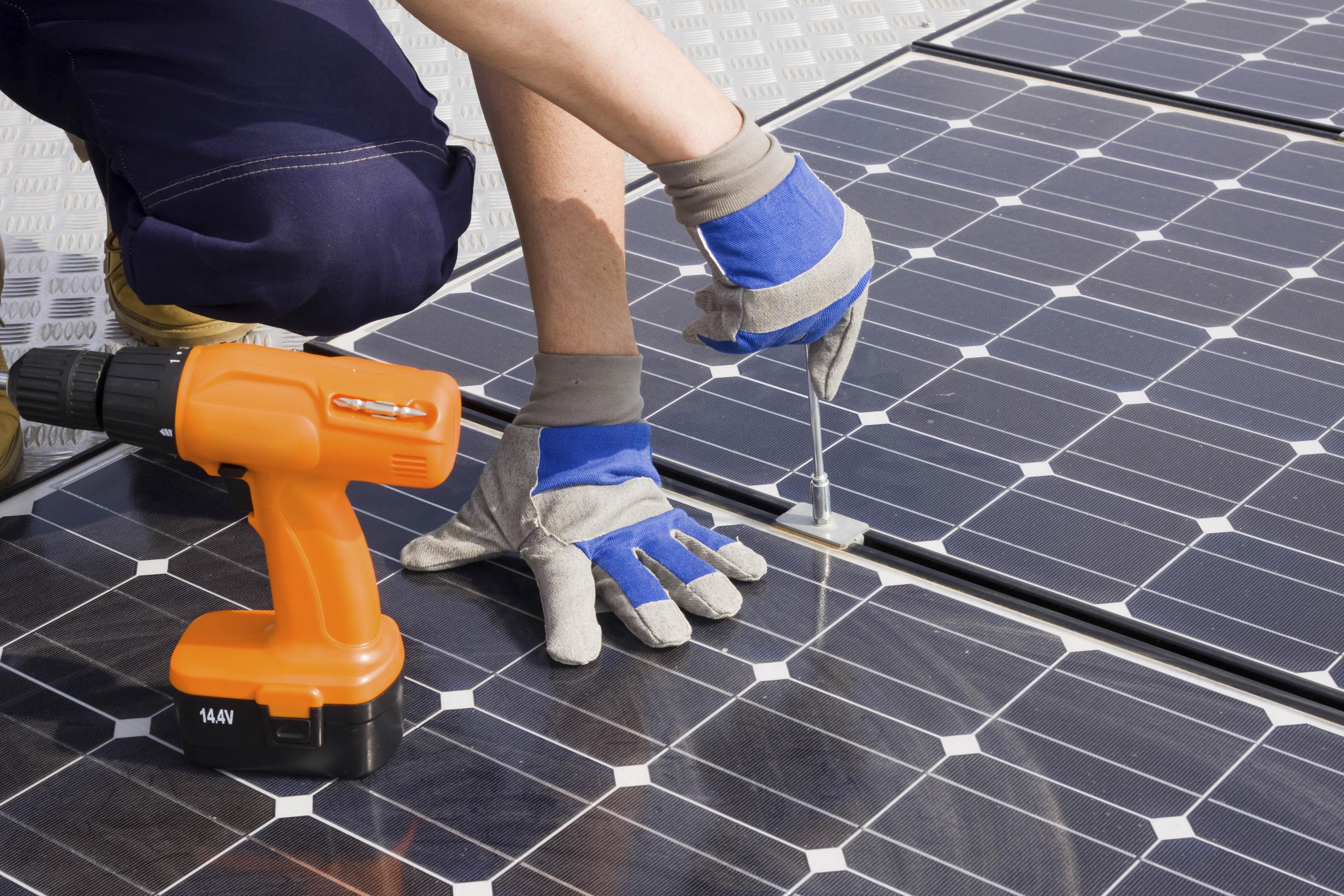 Diy Solar Electricity Clean Energy Ideas