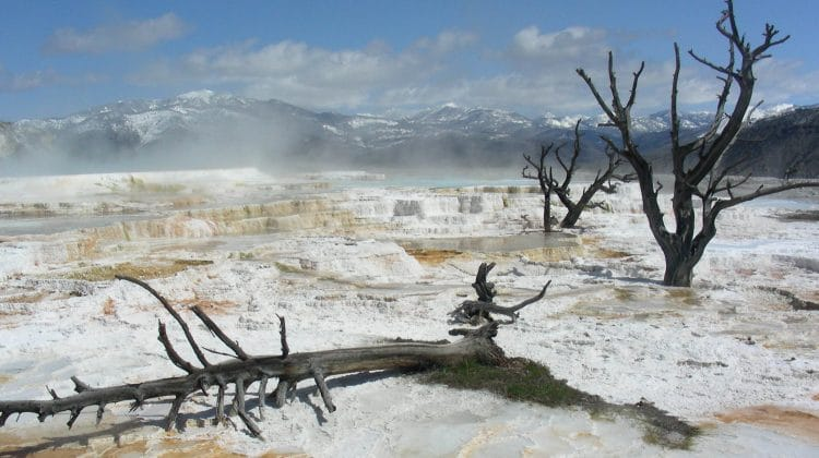 The history of geothermal energy.