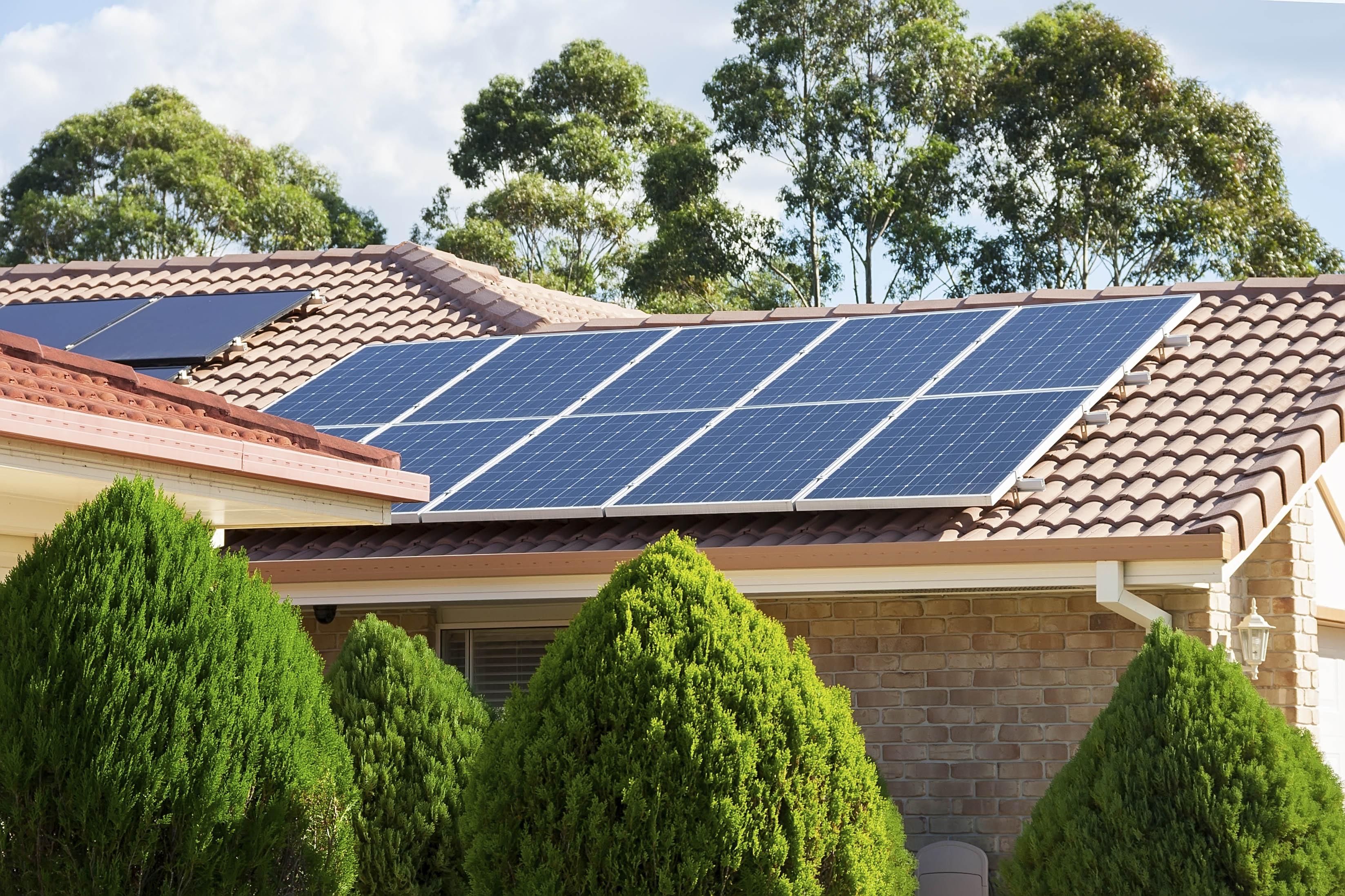 Home solar energy systems clean energy ideas - Home solar power system design ...