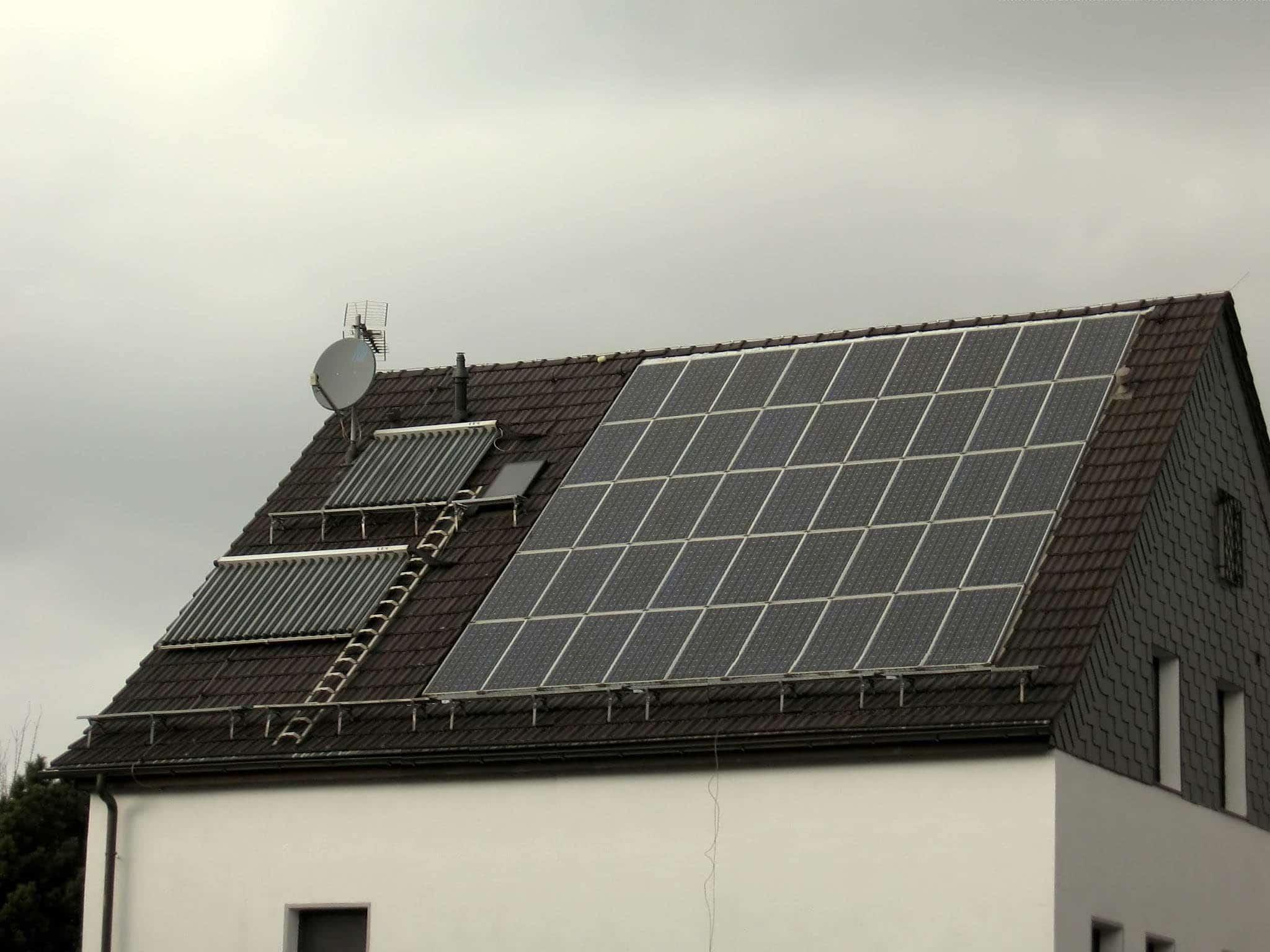 Hot Water Solar Panels Clean Energy Ideas