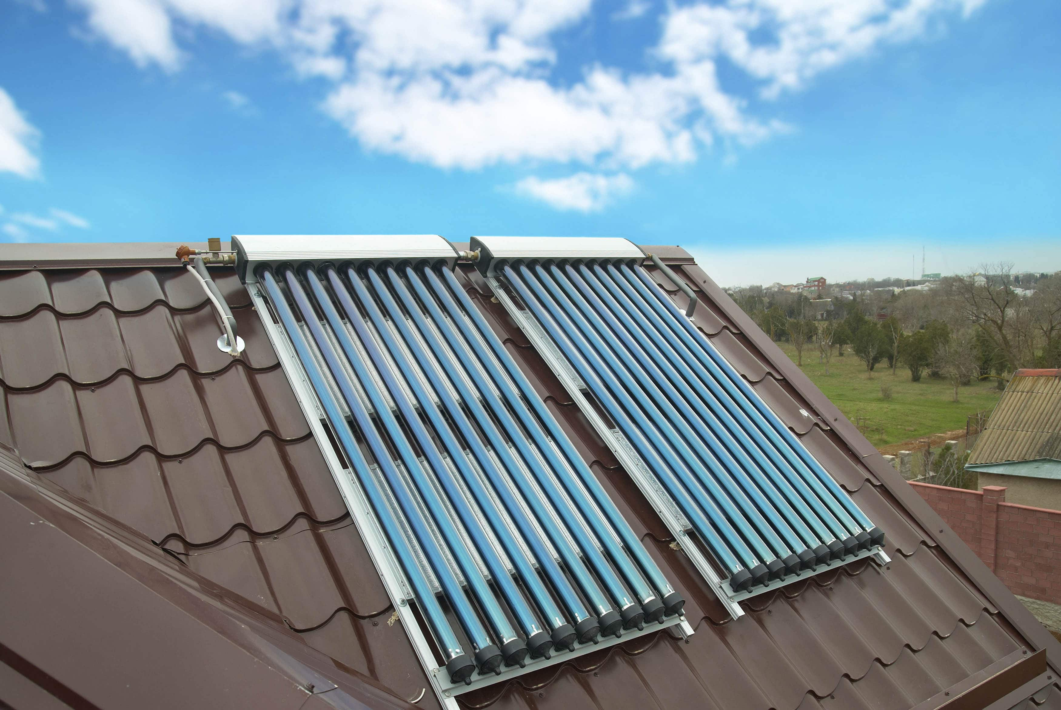 Solar Hot Water Heating Systems Clean Energy Ideas
