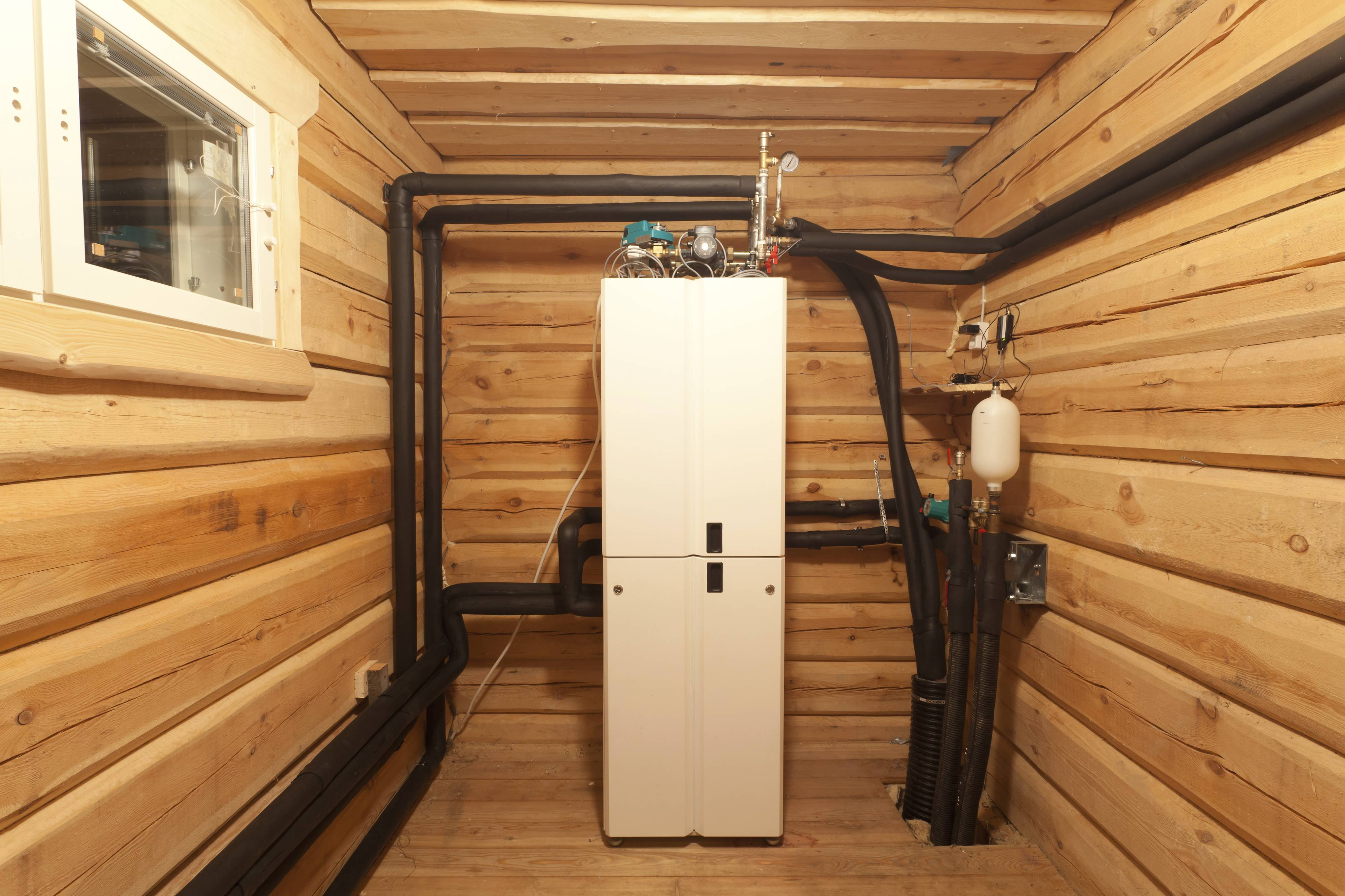 The Different Designs Of Geothermal Heat Pump Systems