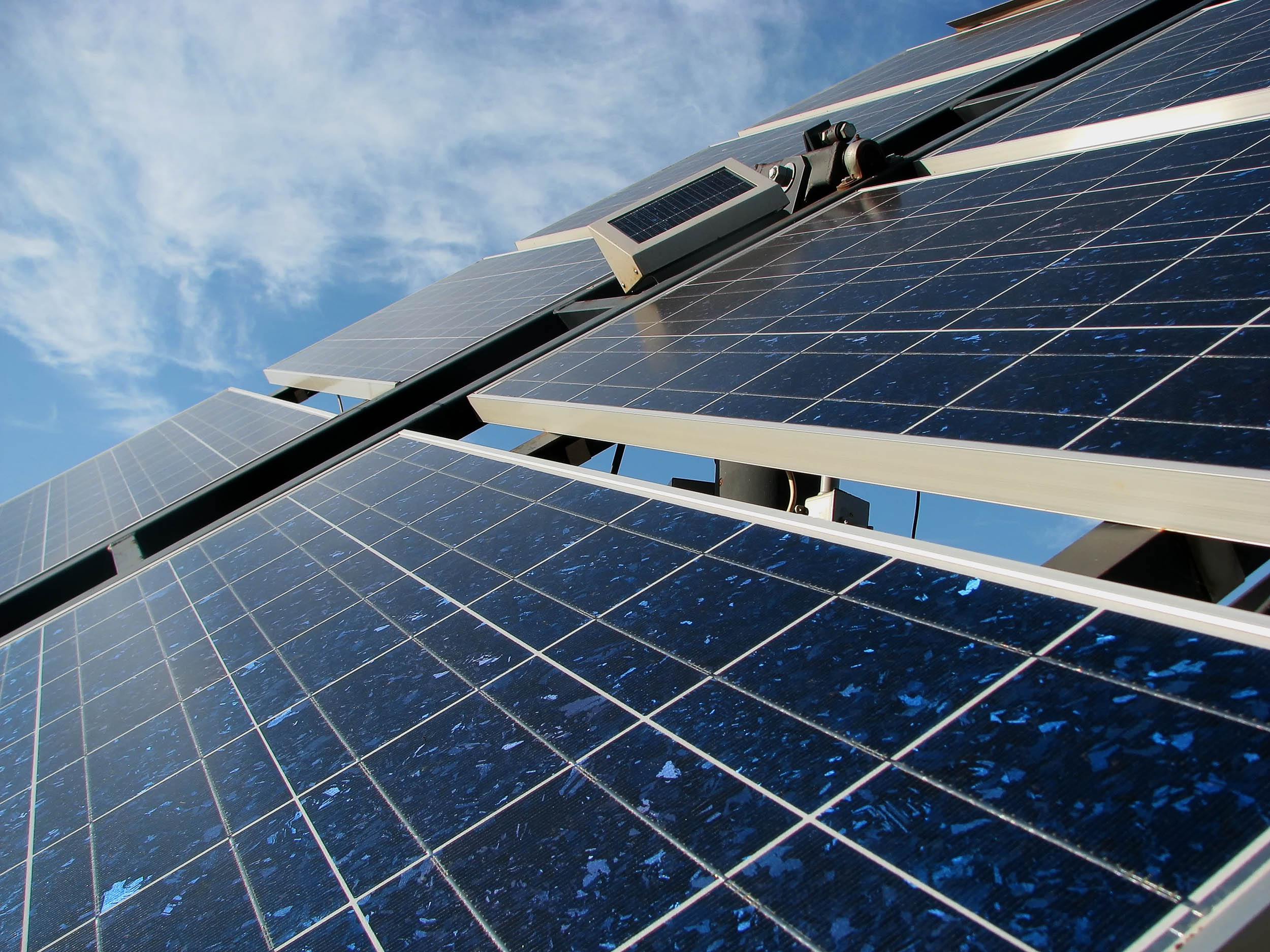 What s the best placement of solar panels clean energy ideas