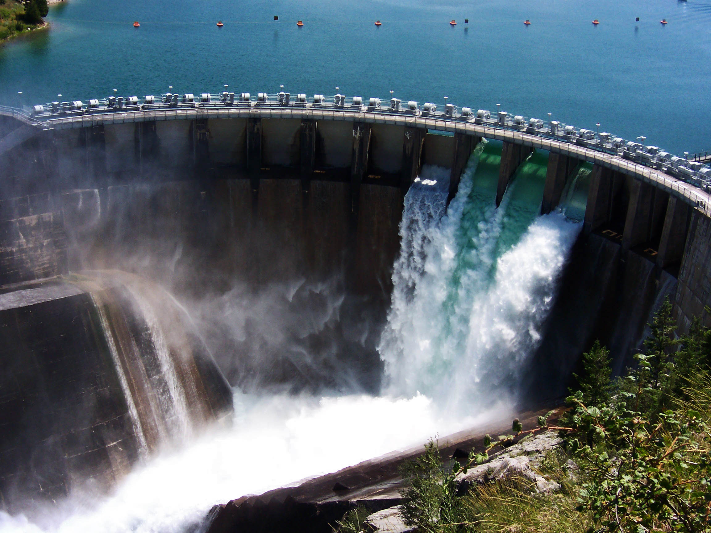 Hydroelectricity Facts - Clean Energy Ideas Hydro Water Dam
