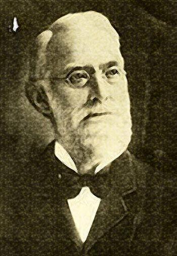 Lester Allan Pelton, prior to his death in 1908.