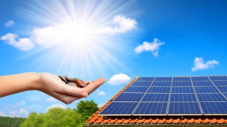 The benefits of solar energy.