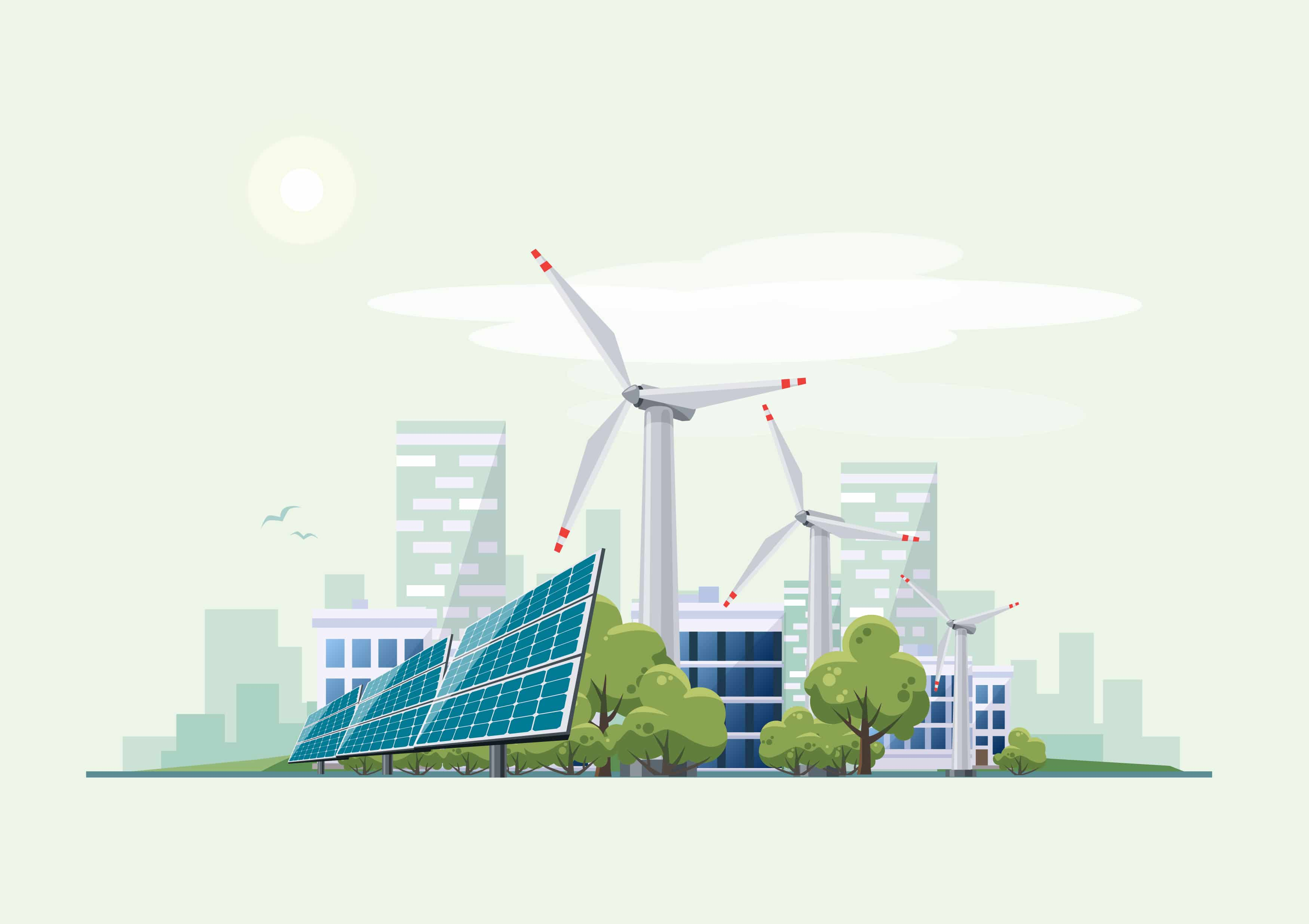 The 5 Main Types of Renewable Energy - Clean Energy Ideas