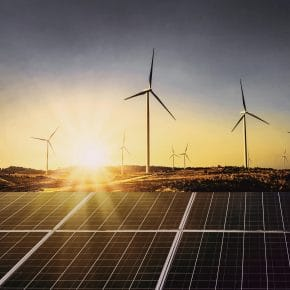 Renewable energy technologies.
